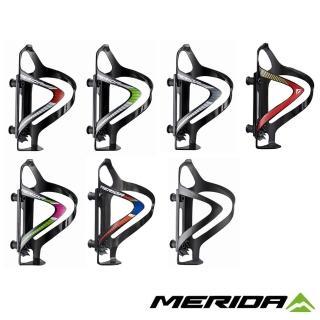 【MERIDA 美利達】自行車碳纖水壺架 七色(托架/補水/水瓶/單車)