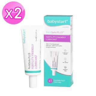 【英國Babystart】備孕潤滑劑75ml(2入組)