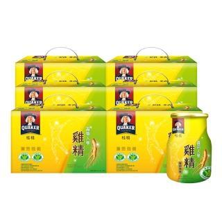 【桂格】養氣人蔘雞精禮盒68ml×108入
