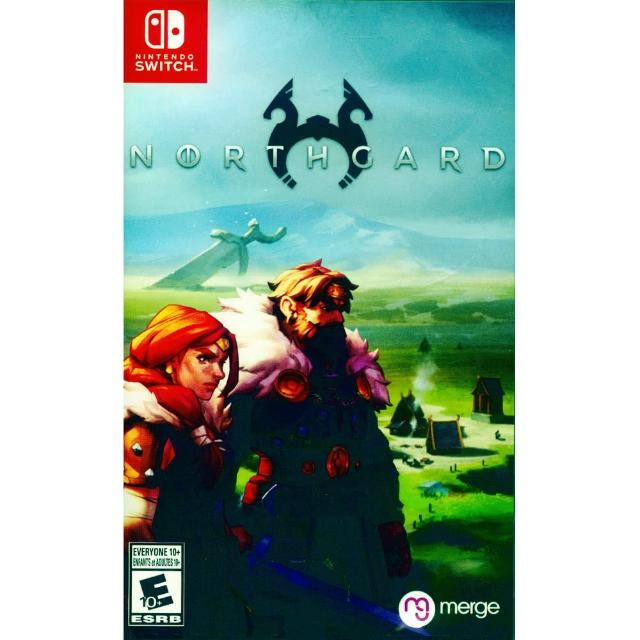 【Nintendo 任天堂】NS Switch 北境之地 英文美版(北地 Northgard)