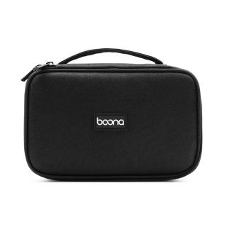 【BOONA】隔板箱型收納包 B008