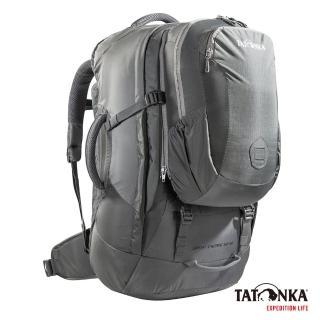 【TATONKA】Great Escape 50+10 旅行背包 泰坦灰(TTK1139-021)