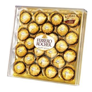 【金莎】巧克力金鑽禮盒(24粒裝)