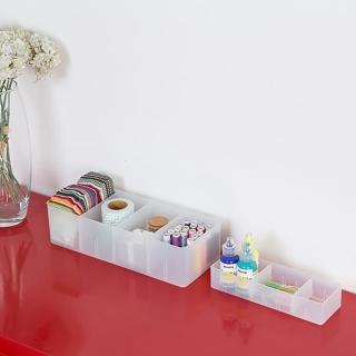 【 LITEM 里特】霧面多功能 整理收納盒 /6號(整理盒/霧面/DIY/分隔盒/分類盒/小物收納/抽屜收納)