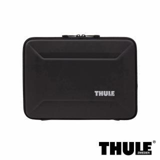 【Thule 都樂】Gauntlet 4.0 保護袋 MacBook Pro 13吋適用(黑色)
