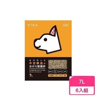 【日本KIRA】大和豆腐砂 7L/3kg(6入1箱)