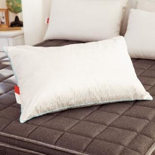 【美國 杜邦 ComforMax】蓬鬆柔軟80/20羽絨枕(2020年土耳其藍限定款/1入)