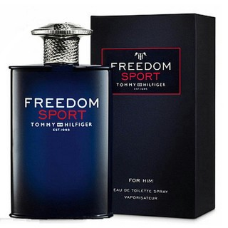 【Tommy Hilfiger】Freedom Sport 遨遊運動男性淡香水(100ml)