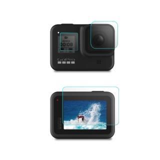 【Sunnylife】GoPro HERO8 BLACK 鏡頭螢幕鋼化玻璃保護貼