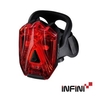 【INFINI】I-260R USB充電LED尾燈(警示燈/後燈/夜騎/安全/自行車/單車)