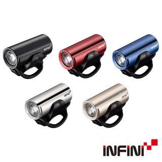 【INFINI】I-273P 鋁合金USB充電前燈(頭燈/警示燈/夜騎/安全/自行車/單車)