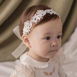 【Happy Prince】小百合蕾絲髮帶 韓國製(嬰兒髮帶 兒童髮飾)