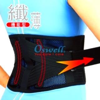 【oswell】S-30易拉短版護腰