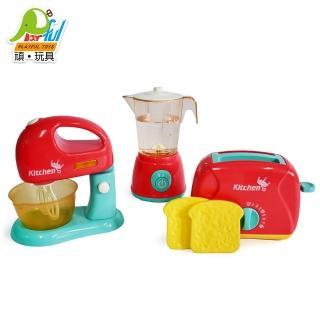 【Playful Toys 頑玩具】電動廚房電器組