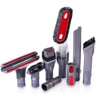 Dyson 戴森 吸塵器手持工具8件組 吸頭/刷頭/毛刷-副廠(for V11/V10/V8/V7/V6/DC62/DC59/DC45/DC35)