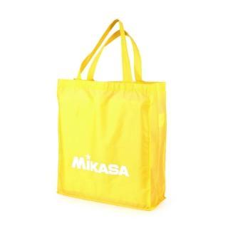 【MIKASA】摺疊購物袋-手提袋 肩背袋 可收納 排球 環保袋(MKBA21-Y)