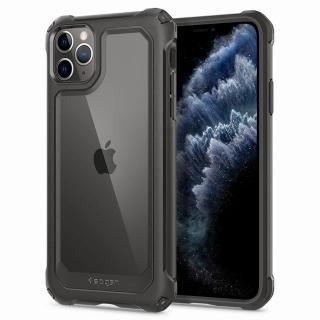 【Spigen】iPhone 11 Pro Max Gauntlet-軍規防摔保護殼(輕薄 透明 防摔殼 軍規保護)