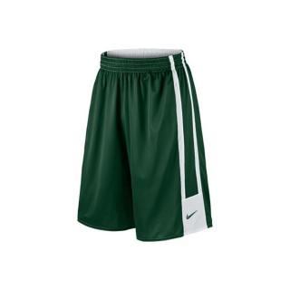 【NIKE 耐吉】Nike Team League Short    男 籃球 運動 短褲 透氣 排汗 雙面 綠白(631065-342)