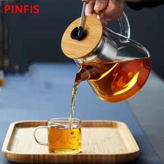 【品菲特PINFIS】耐熱玻璃泡茶壺 冷水壺800ml(TP-201)