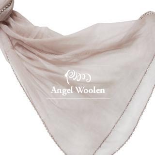 【ANGEL WOOLEN】珍愛印度胎羊毛披肩(共五色)