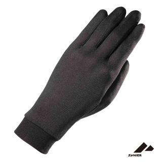 【Zanier】美麗諾羊毛可觸控底層手套(ZN93068-2000)