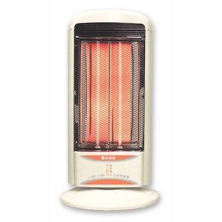 【良將】直立式石英管電暖器(LJ-369T)