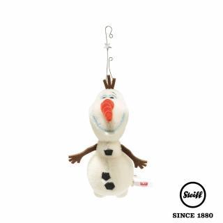 【STEIFF】迪士尼 冰雪奇緣 雪寶吊飾 Olaf Ornament(海外限量版)
