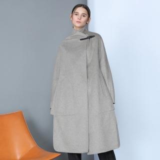 【矜蘭妃】100%Baby羊絨高端客製大衣