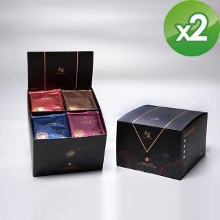 【湛盧咖啡】經典綜合手沖精品濾掛式咖啡(40入x2盒)(春節禮盒)