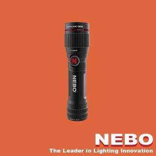 【NEBO】Redline Flex Bright Ideas 超強光6段變焦彈性供電技術手電筒(手電筒)