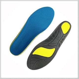 【MAGIC SHOE PAD】CC035緩震透氣休閒運動鞋墊(足弓支撐扁平足高足弓適用)