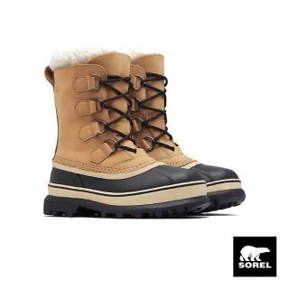 【SOREL】女款卡里布運動靴(駝色)