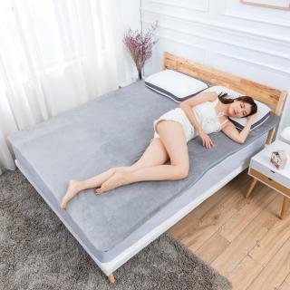 【格藍傢飾】纖柔4D透氣兩用8cm天然乳膠床墊(單人)