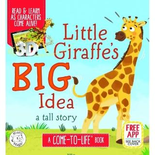 "Little Giraffe""s Big Idea- Augmented Reality Come-to-Life Book"