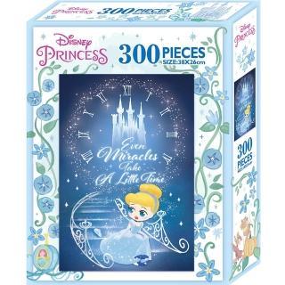 迪士尼公主300片盒裝拼圖─仙蒂(M)