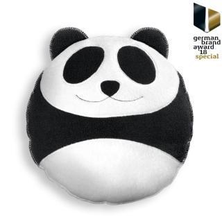 【Leschi 萊思綺】靠枕/午休枕頭(貓熊造型-小)