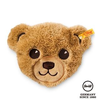 【STEIFF】Bear Head Heat Cushion 熊熊冷熱敷暖暖包枕(經典泰迪熊)