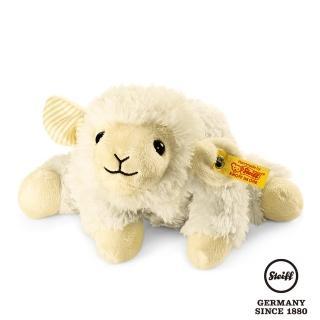 【STEIFF】Floppy Linda Lamb 小綿羊冷熱敷暖暖包枕(動物王國)