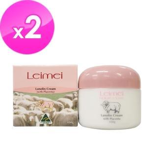 【澳洲Natures Care】Leimei綿羊霜含胎盤素(100g/罐 2入組)