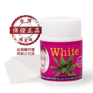 【White】蘆薈膠毛孔粉刺凝膠面膜(22g)(面膜/去角質)