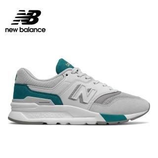 【NEW BALANCE】NB 復古休閒鞋_女鞋_淺灰_CW997HAN-B楦 運動 休閒 潮流 時尚