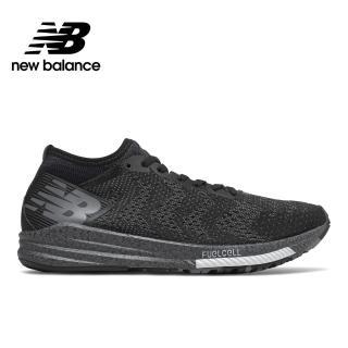 【NEW BALANCE】NB 輕量慢跑運動鞋_女鞋_黑色_WFCIMX-D楦 輕量 回彈 運動 休閒 潮流