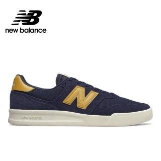 【NEW BALANCE】NB 復古休閒鞋_男鞋/女鞋_丈青_CRT300YV-D楦 運動 休閒 潮流 時尚