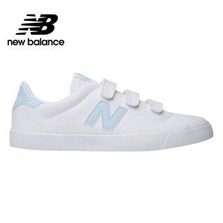 【NEW BALANCE】NB 復古休閒鞋_男鞋/女鞋_白色_AM210VTW-D楦 魔鬼氈 帆布鞋 運動 潮流 機能