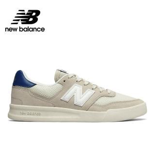 【NEW BALANCE】NB 復古鞋_男鞋/女鞋_白色_CRT300E2-D楦 網球鞋 耐用 抗菌 防臭 運動 潮流 休閒