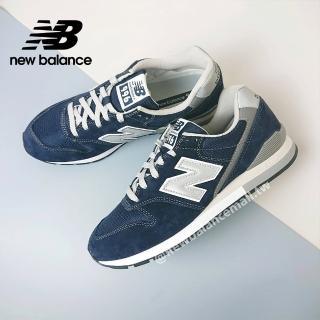 【NEW BALANCE】NB 復古休閒鞋_男鞋/女鞋_深藍_CM996BN-D楦 運動 休閒 潮流 時尚