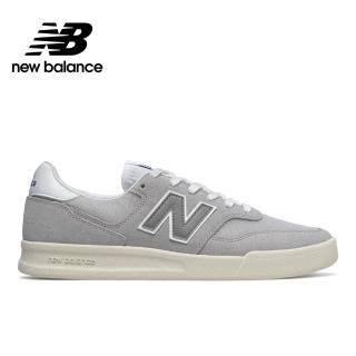 【NEW BALANCE】NB 復古休閒鞋_男鞋/女鞋_淺灰_CRT300T2-D楦 運動 休閒 潮流 時尚