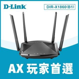 【D-Link】DIR-X1860