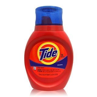 【美國 Tide】濃縮洗衣精-25oz