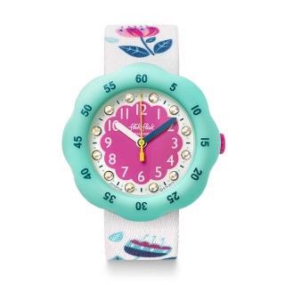 【Flik Flak】兒童錶 BUCOLIA 小花園(36.7mm)